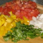 Not Your Mama's Lentils~Lentils and Rice goes Tex-Mex