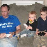 Wordless Wednesday ~Parenting at its Finest~