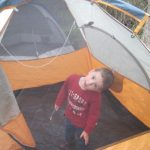 Wordless Wednesday: 1st Camping Trip!