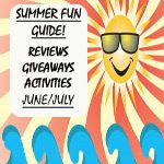 Beat the Heat~Summer Fun Guide Kickoff! 60 Days of Summer ~Guest Post~