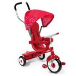 #HolidayGiftGuide Radio Flyer has outdone itself with their new 4-in-1 Trike – Review