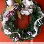 Easy and Elegant Christmas Wreath DIY