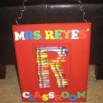 Easy, inexpensive DIY gift for your child's Elementary School Teacher