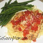 Delicious Balsamic Chicken Pomodoro #Recipe