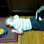 #WordlessWednesday – Someone is a Little Tired