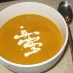 Curried Butternut Squash Soup – #Recipe