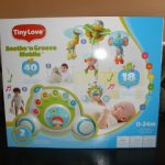 Tiny Love Soothe n' Groove Mobile : Review