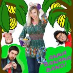 Get the kids rockin out to Anna Banana Band! Review and GivAway!