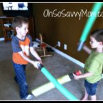 Super inexpensive Lightsaber Toy DIY