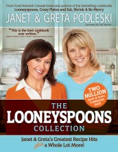 The Looneyspoons Collection cookbook + Jamaican Jerk Chicken Recipe