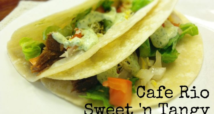 The Un-barbeque! Sweet 'n Tangy Pulled Pork Tacos #Recipe #HormelFamily