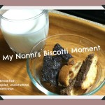 Sometimes you just need to take a break and have a Biscotti Moment