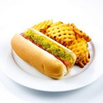 Did you celebrate National Hot Dog Month?