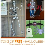 Free Halloween Printables and Decorations at the HP Creative Studio!