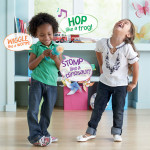 Magic Moves by Educational Insights gets kids moving and laughing! Review and #Giveaway