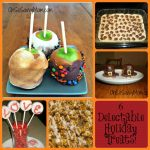 Holiday Cooking! 6 Delicious treats your kids will love to help you make!