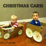 Wordless Wednesday: Christmas Cars!