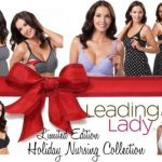 Leading Lady Holiday Nursing Bra Collection – Nursing Cami Review