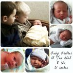 Introducing Baby Brother!