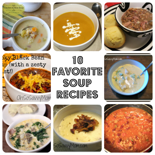 10 Delicious Soups To Warm You From The Inside Out