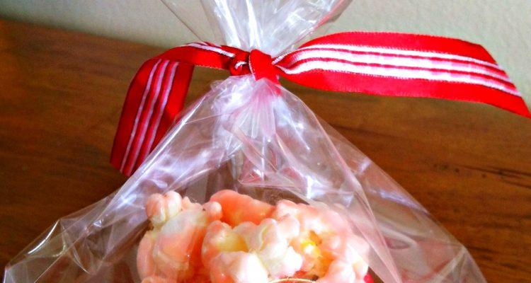 Valentines Day Popcorn Balls Recipe