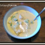 Homemade Creamy Potato Soup