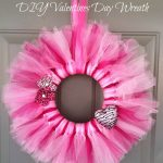 Valentine's Day Door Wreath DIY
