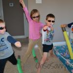 Wordless Wednesday: The Superhero Cousin Squad