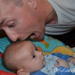 Wordless Wednesday: Don't eat the baby!