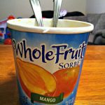 Indulge without guilt! Whole Fruit Sorbet – Review