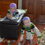 Wordless Wednesday: I'm the real Buzz Lightyear!