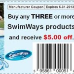 I made the team! The SwimWays® Swim Steps™ Swim Team! + Coupon for you
