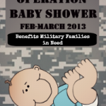 Coming Soon! *Operation Baby Shower*