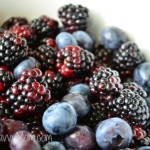 Antioxidant packed Fresh Berry Popsicles Recipe
