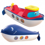 SwimWays floating pool toys make pool time a blast! #SwimSteps