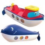 SwimWays floating pool toys make pool time a blast! #SwimSteps