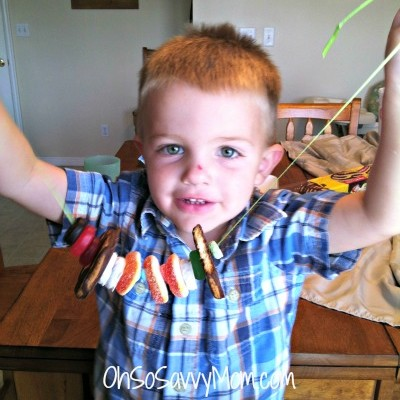 Create Some Fun with DIY Candy Necklaces