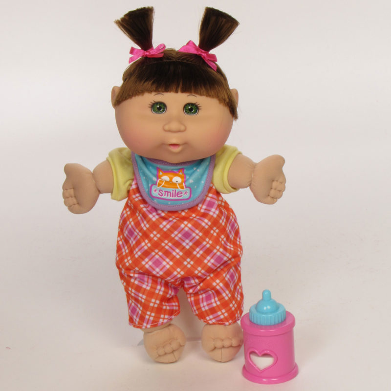 Ella Grace with the Pretty Face: 31 for 21: Cabbage Patch