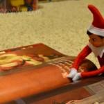 Elfing Around -Cute, Easy Elf on the Shelf Ideas