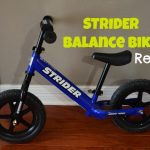 Ditch the Trikes and Training Wheels – Strider Balance Bike Review