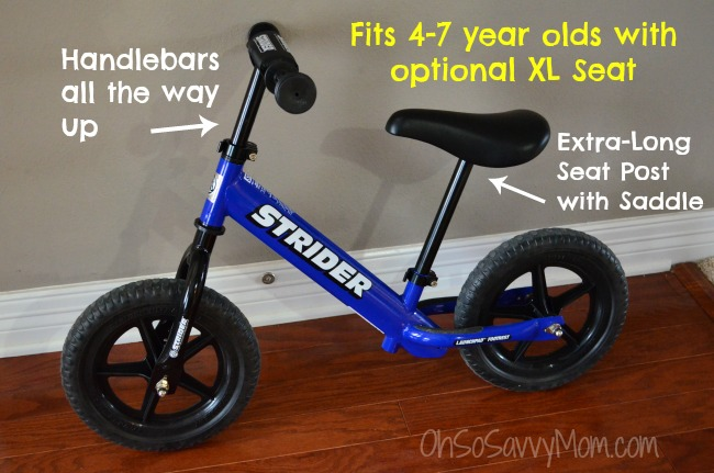 Ditch The Trikes And Training Wheels Strider Balance