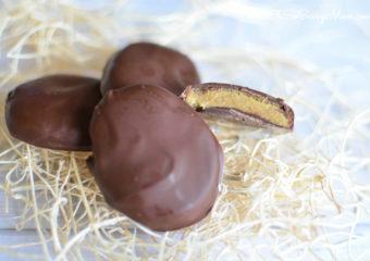 Allergy-Friendly, Nut-Free Reese's Eggs Recipe