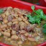 Celebrating Cinco de Mayo! Frijoles Charros Recipe
