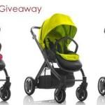 joovy Qool Stroller Giveaway