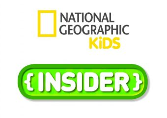 I'm a National Geographic Kids Insider!