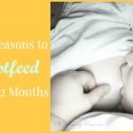 10 Reasons NOT to Stop Breastfeeding at 1 year