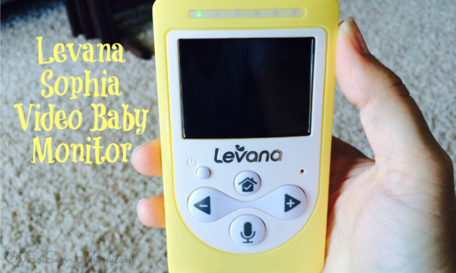 do more knowing baby is sleeping safe and sound levana video baby monitor review and giveaway. Black Bedroom Furniture Sets. Home Design Ideas