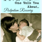 Light Bladder Leakage and Other Things No One Tells You about Postpartum Recovery