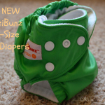 The New FuzziBunz One-Size Cloth Diapers