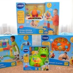 Our Holiday Gift Guide Arrives with VTech Toddler Toys! + Giveaway